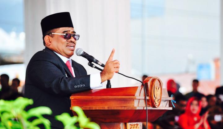 Foto Berita Pjs Gubernur Sulsel Malah Takut Ritel Modern Berkembang