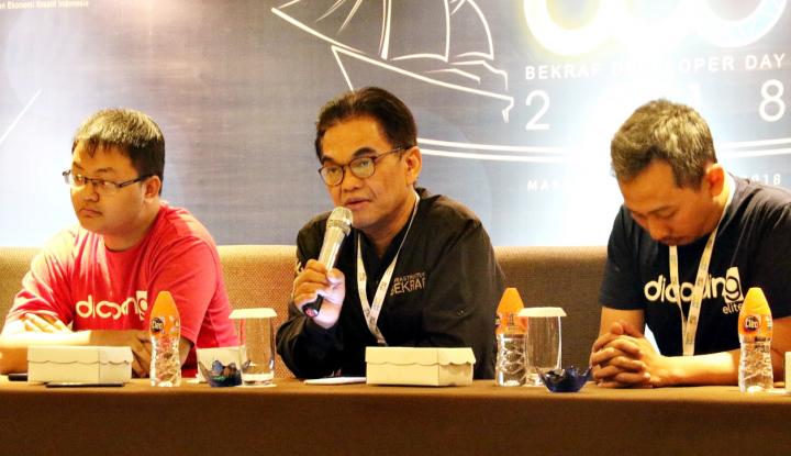Foto Berita Bekraf Developer Day, Jalan Bagi Pengembang Lokal Menuju Pasar Global