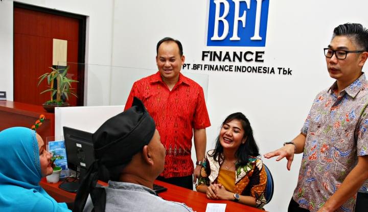 Pembiayaan Mulai Menggeliat, Performa BFI Finance Bergerak Positif