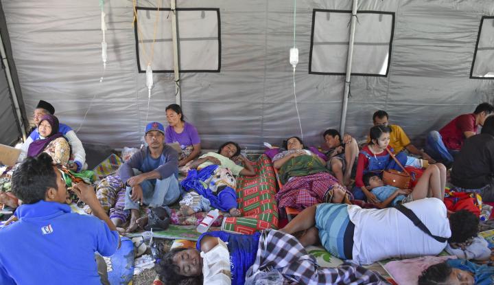 Foto Berita PKS Kerahkan Relawan Bantu Korban Gempa Lombok
