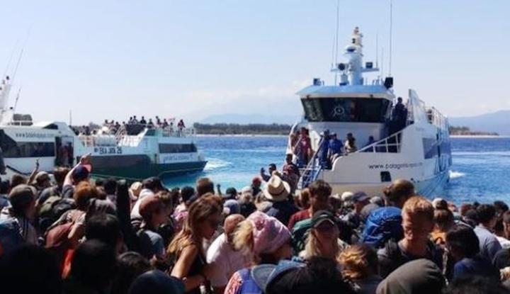 Foto Berita Kadispar NTB: Akses Menuju Destinasi Wisata di Lombok Utara Terputus