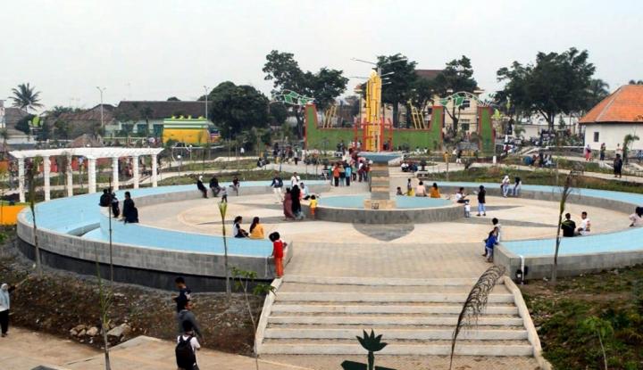 Foto Berita KemenPUPR Kucurkan Rp9,8 M untuk Ikon Kota Parepare