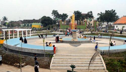 Foto KemenPUPR Kucurkan Rp9,8 M untuk Ikon Kota Parepare
