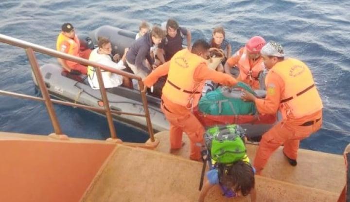 Foto Berita BNPB Evakuasi 1.000 Turis di Gili, Lombok
