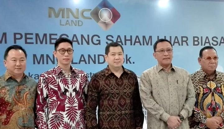 Foto Berita MNC Land Kantongi Restu Pemegang Saham untuk Stock Split