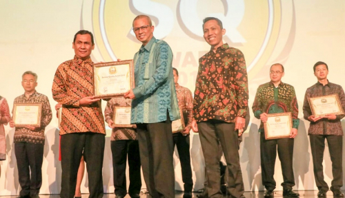 Foto Lintasarta Sabet Penghargaan Data Center dengan Layanan Terbaik