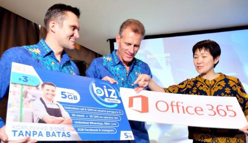 Foto Incar Pelaku Bisnis, XL Axiata Luncurkan Paket BIZ