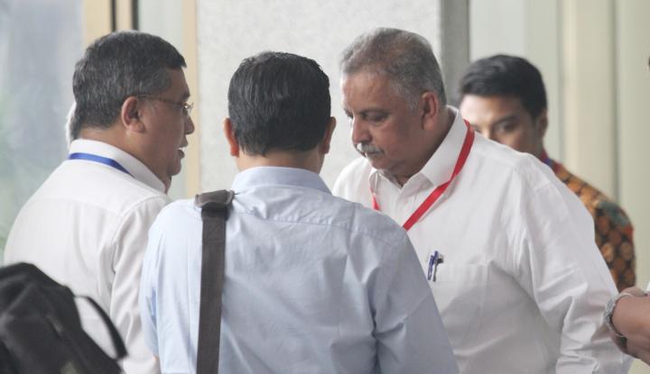 Foto Berita Usai Diperiksa KPK, Dirut PT PLN: Normal Saja