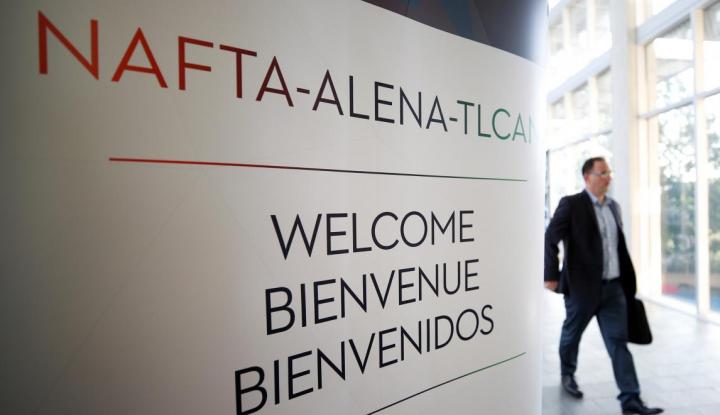 Foto Berita Kanada Putuskan Kembali ke Pembicaraan NAFTA