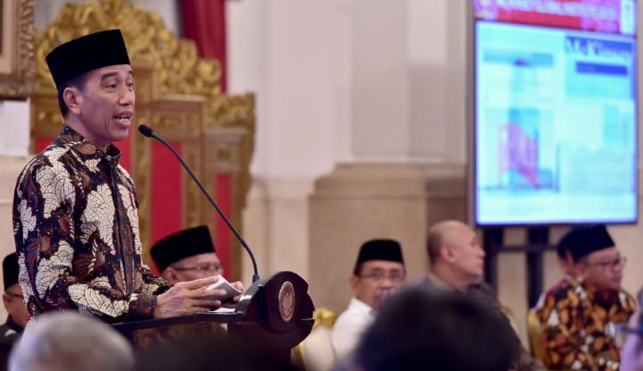 Foto Berita Jokowi Persoalkan Riset: Setahun Habiskan Rp26 Triliun Hasilnya Mana?