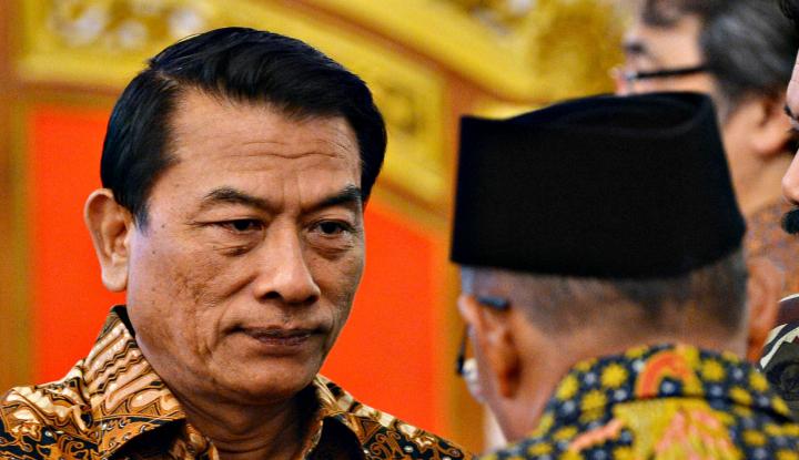 Foto Berita Ini Kekuatan Moeldoko Jika Jadi Pendamping Jokowi