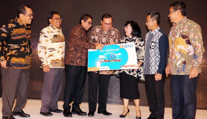 Foto Berita Dukung IPC, BNI Salurkan Port Service Financing dan IPC SmartCard