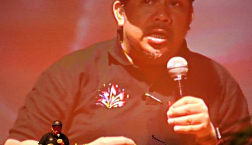 Foto Fahri Hamzah Marah Bilang Pemerintah Pelanggaran HAM, Soal Internet Papua?