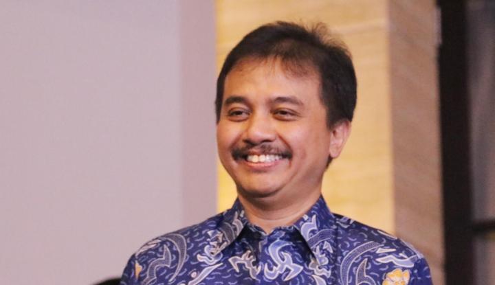 Foto Berita Kehabisan Tiket, Roy Suryo Tak Hadir di Kemenpora, Percaya?