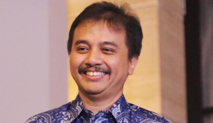 Soal Polemik Bipang, Roy Suryo Ajak Sudahi Saja: Ini Bulan Baik, Presiden Juga Manusia