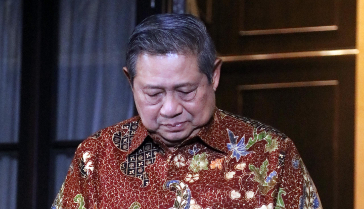 Alasan SBY Tak Ikut Salat Id Bersama Keluarganya - Warta Ekonomi