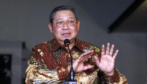 Foto Anak Buah Hary Tanoe Ikut Puji-Puji SBY