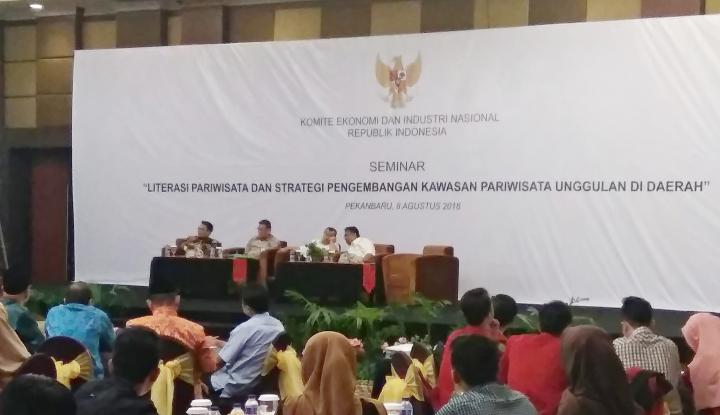 Foto Berita Mantapkan Pariwisata, Gubenur Terpilih Riau Lirik Kepri untuk Kerja Sama