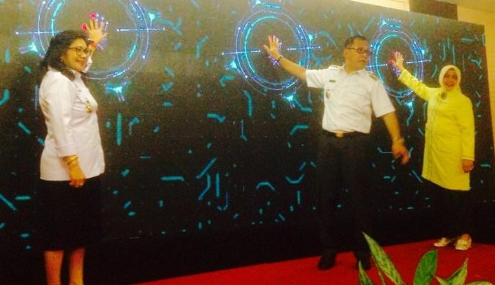 Foto Berita Pemkot Makassar Luncurkan Aplikasi Kependudukan Berbasis Android