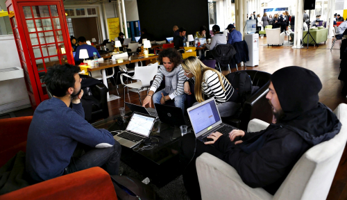 Foto Pantas Aja Banyak Startup yang Tertarik, Ternyata Ini Sisi Spesial Kerja di Co-Working Space