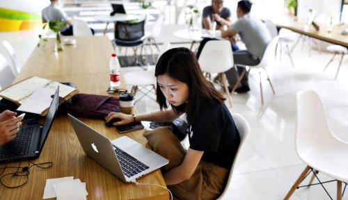 Foto Terbukti! Ternyata Karyawan Magang Adalah Aset Penting Bagi Startup