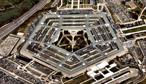 Pentagon Lagi-lagi Dengungkan Dongeng UFO, Ngaku di Atas Kapal Perang AS