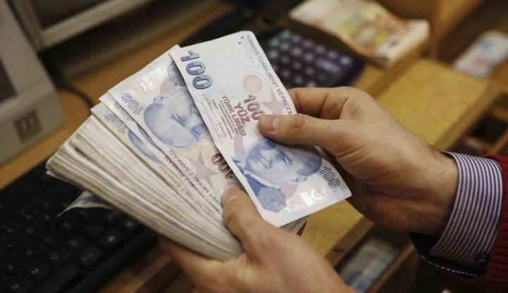 Foto Berita Lira Turki Stabil Terhadap Dolar