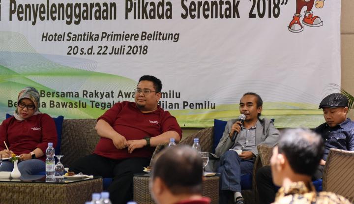 Foto Berita Parah, KIPP Soroti Perilaku Elit Politik Indonesia