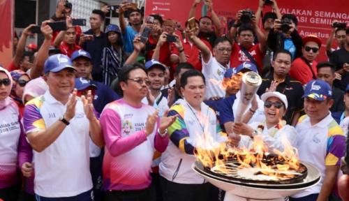 Foto 12 Tempat Parkir Siap Tampung Tamu Asian Games