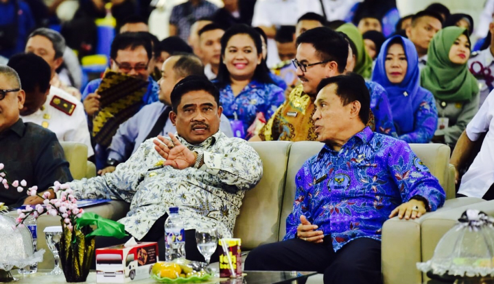 Foto Berita Rencana Deklarasi 2019 Ganti Presiden di Makassar, Sumarsono Bilang Begini...