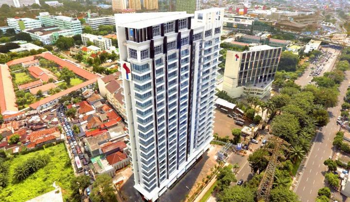 Harga Apartemen Berpotensi Tumbuh 3 Kali Lipat dalam 25 Tahun