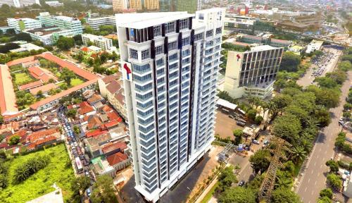 Foto Investasi Apartemen Belum Tarik Minat Investor