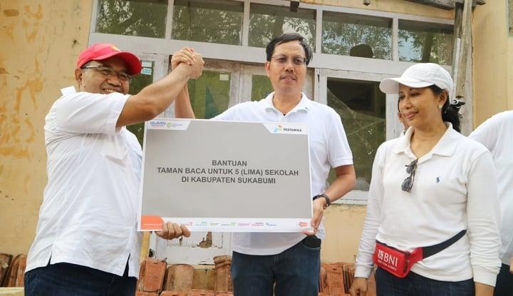 Foto Berita Menteri BUMN Berkunjung ke Sukabumi