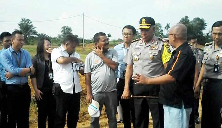 Foto Berita 750 Unit Rumah Siap di Bangun REI untuk Anggota Polri Sumut