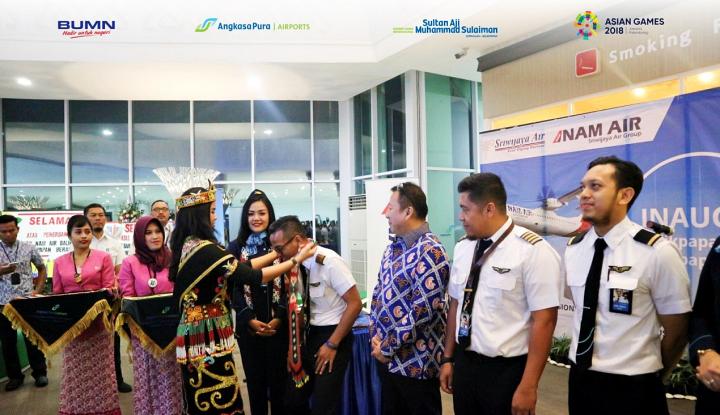 Foto Berita Nam Air Buka Penerbangan ke Daerah Pedalaman Malinau dan Tanjung Selor