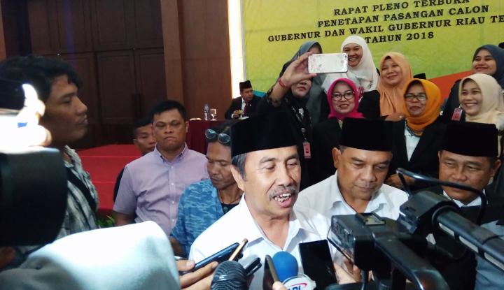 Syamsuar Lirik NPWP Cabang Untuk Optimalkan PAD Riau - Warta Ekonomi