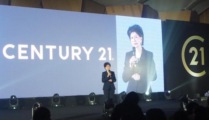 Foto Berita Logo Baru Century 21 Siap Menyasar Pasar Milenial
