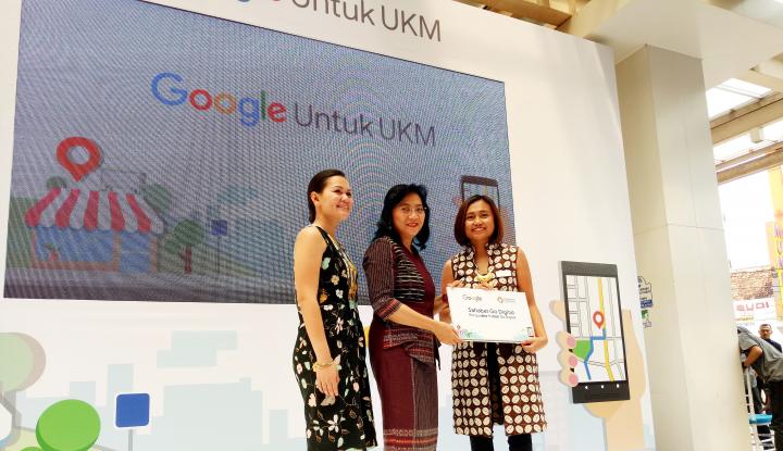 Foto Berita Google Gandeng Kemenperin Dorong Sektor Industri untuk Go Digital