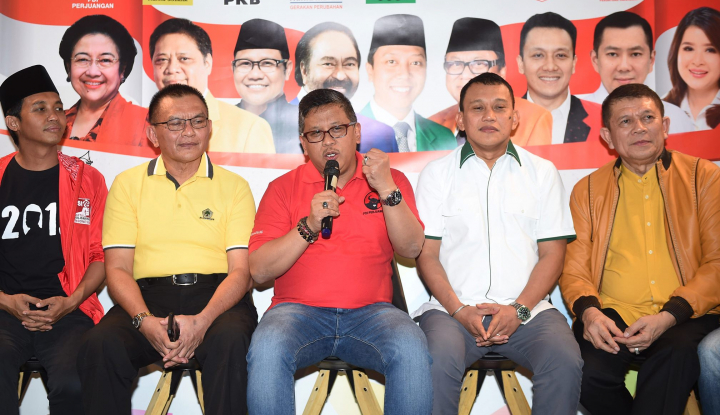 Foto Berita Hanura Sindir Kubu Prabowo 'Kardus Kosong'