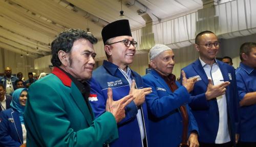 Foto Dengar PAN Ingin di Luar Pemerintah, PKS Mengaku Senang