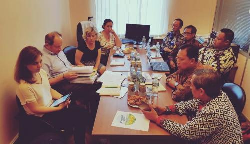 Foto Rusia Minta RI Buka Kantor Perwakilan Sawit di Moskow