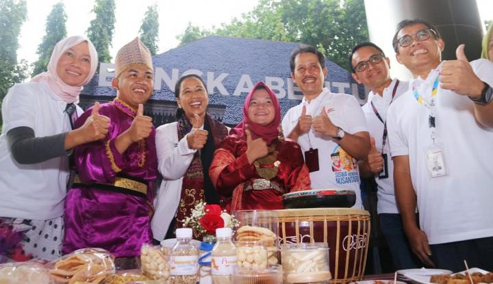 Foto Berita Menteri Rini Resmi Melepas 150 Siswa SMN 2018