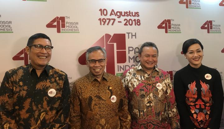 Foto Berita OJK Dorong Pasar Modal untuk Perekonomian Indonesia