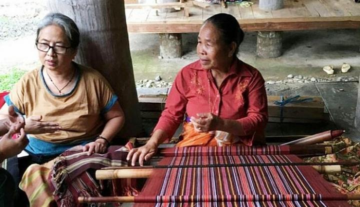 Foto Berita Torajamelo, Menjadi Social Enterprise yang Mengangkat Derajat Perempuan Penenun Indonesia