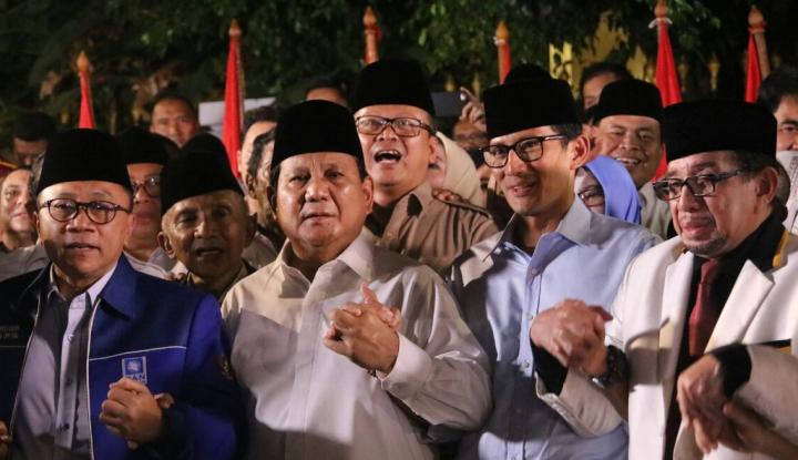 Foto Berita Taufik Ngarep Jadi Wagub, Bos PKS: Manuvernya Malah Diketawain Prabowo