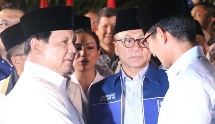 Politisi Demokrat Kritisi Prabowo, PAN: Salam Kompak Selalu - Warta Ekonomi
