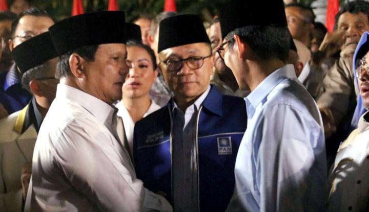 Foto Berita Didukung Demokrat, Sandiaga Uno: Langkah Besar