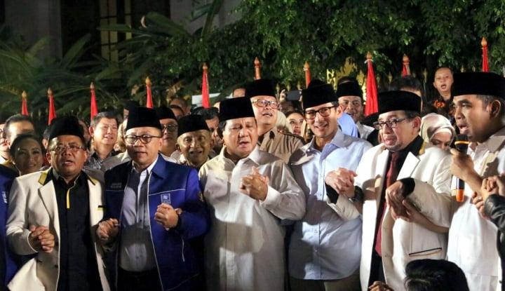Kalau Masuk Koalisi Jokowi, Partai Amien Rais Malunya... - Warta Ekonomi