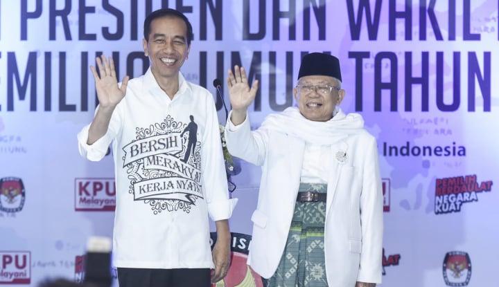 Foto Berita Alotnya Penunjukan Ketua Tim Pemenangan Jokowi-Ma'ruf, Apa Sebabnya?