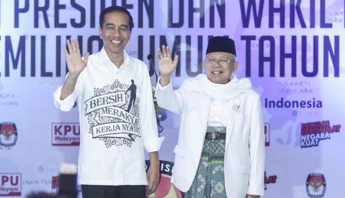 Foto Alotnya Penunjukan Ketua Tim Pemenangan Jokowi-Ma'ruf, Apa Sebabnya?